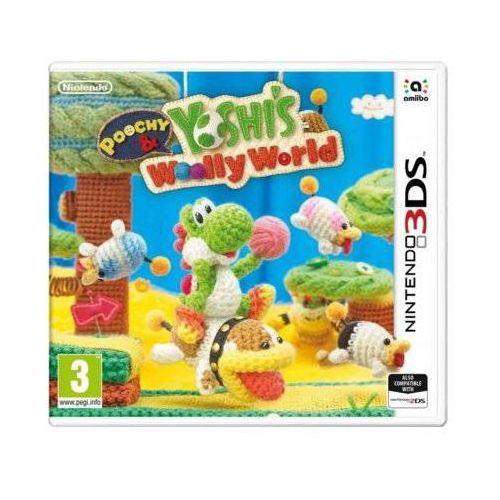 Gra Nintendo 3DS Poochy & Yoshi's Woolly World