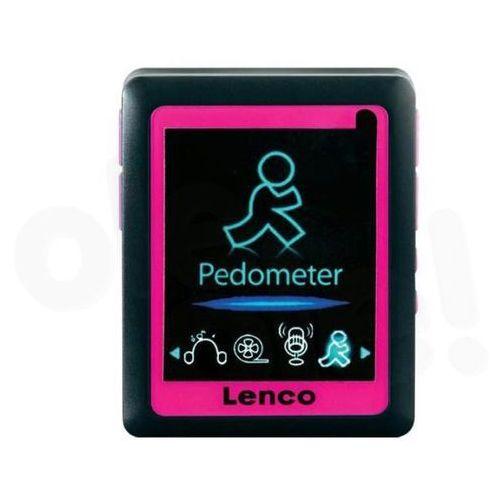 LENCO Podo-152 4GB, różowy (8711902029557)