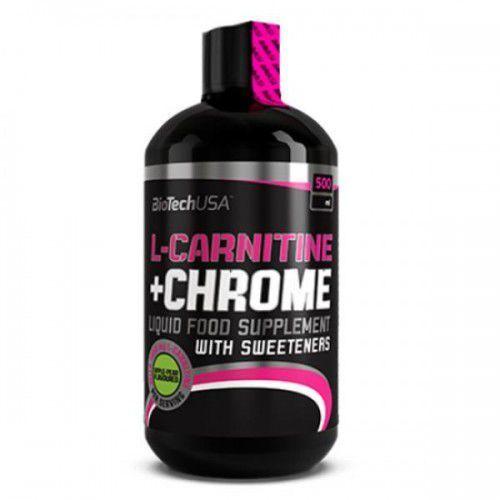 BioTech USA L-Carnitine + Chrome 500 ml
