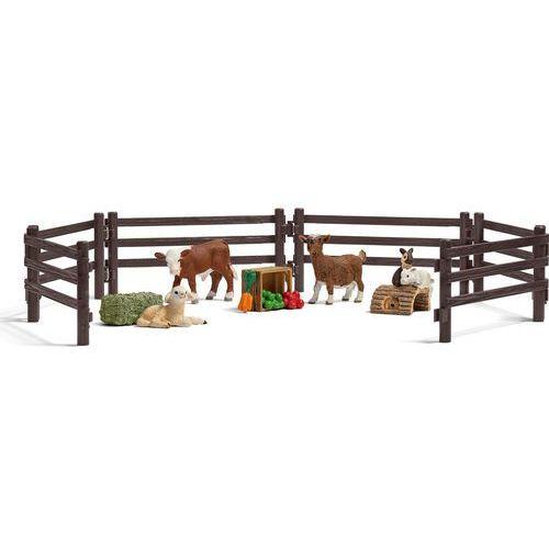 Schleich Farm life - zestaw małe zoo slh21052 -