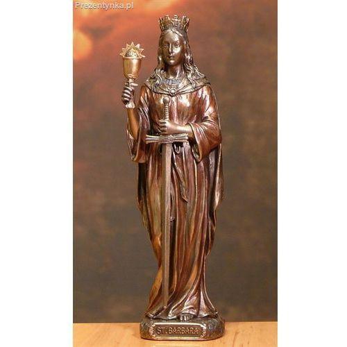Veronese Figurka święta barbara prezent na święta