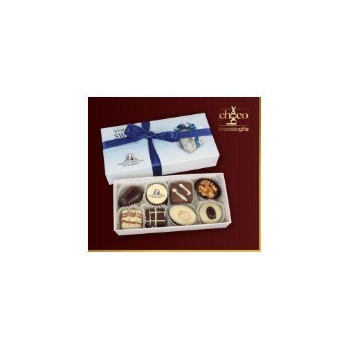 Czekoladki drukowane czekoladki 2x4 wyprodukowany przez Carmag polska