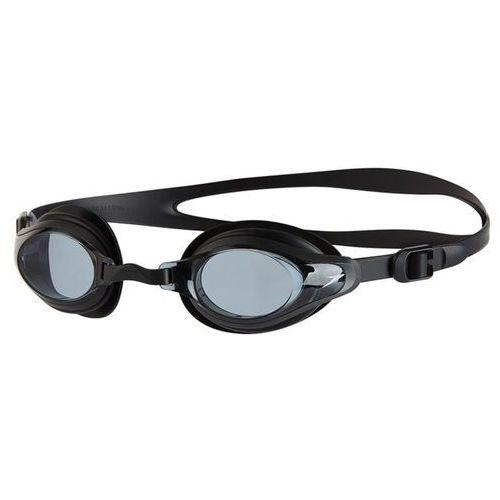 speedo Mariner Supreme Okulary pływackie czarny 2018 Okulary do pływania