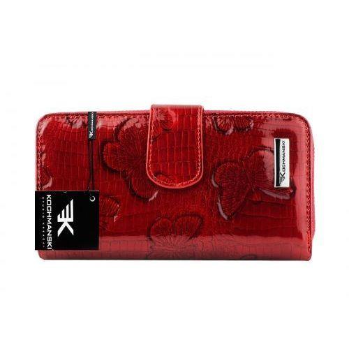 Kochmanski portfel damski skórzany 1740 marki Kochmanski studio kreacji®