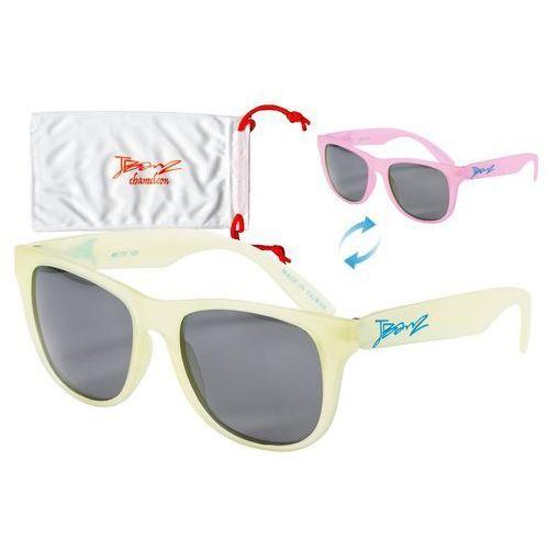 Banz Okulary przeciwsłoneczne dzieci 4-10lat kameleon - yellow to pink (9330696043786)