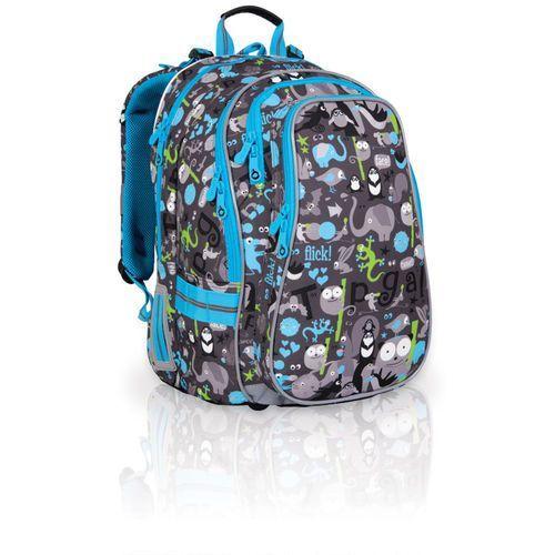 Plecak szkolny Topgal CHI 701 C - Grey, kup u jednego z partnerów