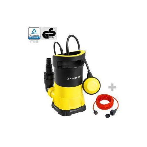 Pompa zanurzeniowa do wody czystej twp 4005 e + przedłużacz jakościowy 15 m / 230 v / 1,5 mm² marki Trotec