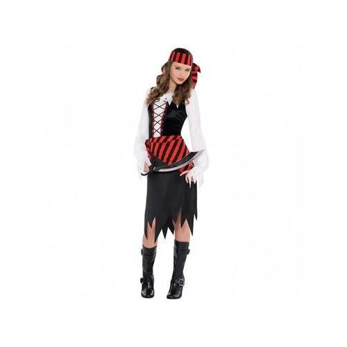 Amscan Kostium piękna piratka dla nastolatki - 14/16 lat (174)