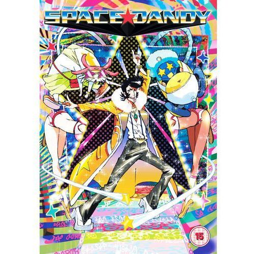 Space dandy - complete set seasons 1 & 2 od producenta Anime ltd