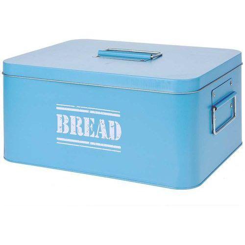 Chlebak metalowy BIN TIN - chlebak z pokrywką, pojemnik na pieczywo. Najniższe ceny, najlepsze promocje w sklepach, opinie.
