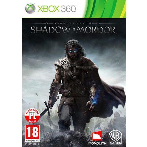 Śródziemie Cień Mordoru (Xbox 360)