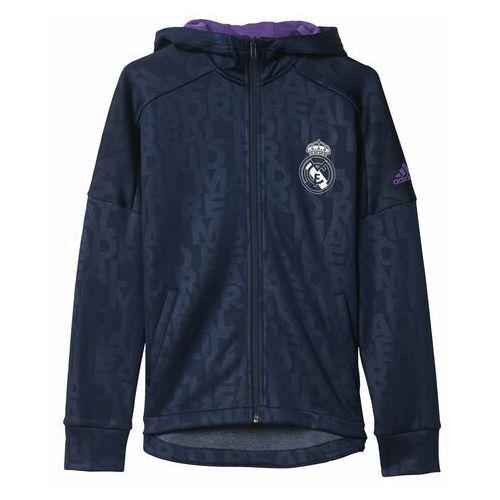 Bluza z kapturem dla dziecka Real Madryt (Adidas) z kategorii Bluzy dla dzieci