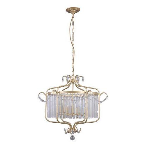 Lampa wisząca Rinaldo PND-33057-6-CH.G - Italux - Sprawdź kupon rabatowy w koszyku!