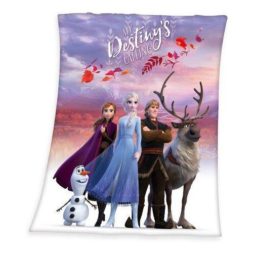 Koc dziecięcy Frozen 2 My destiny's calling, 130 x 160 cm, 230033