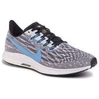 Buty - air zoom pegasus 36 aq2203 101 white/university blue/black, Nike, 41-45.5
