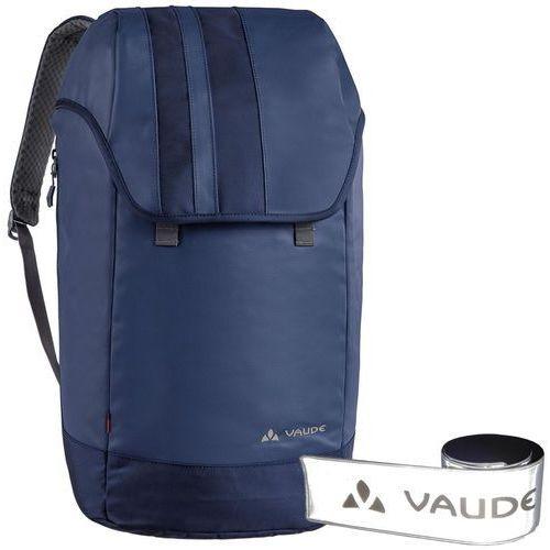 Plecak na laptop 15,6 VAUDE Amir - granatowy + GRATIS odblask