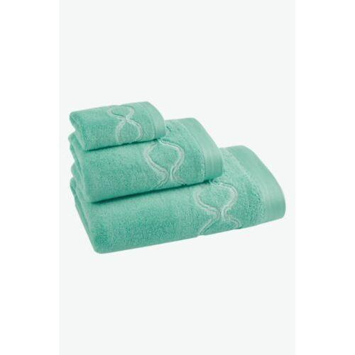 Zestaw podarunkowy ręczników ESTIVA, 3 szt Miętowy, 1212_sets