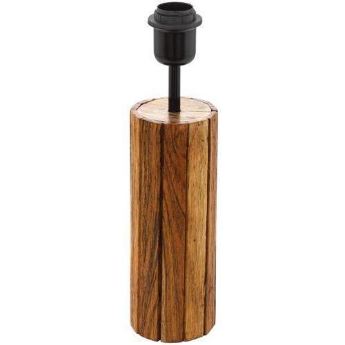 THORNHILL 49696 PODSTAWA LAMPY STOŁOWEJ VINTAGE EGLO, kolor brązowy,