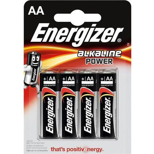 Bateria ENERGIZER AA LR6 1,5V op.4, EN-246599
