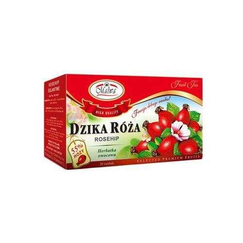 Malwa herbata dzika róża 20t dzikiej róży na stawy marki Malwa tea