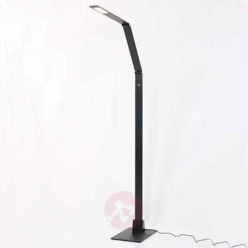 Steinhauer serenade lampa stojąca led czarny, 1-punktowy - nowoczesny - obszar wewnętrzny - serenade - czas dostawy: od 6-10 dni roboczych