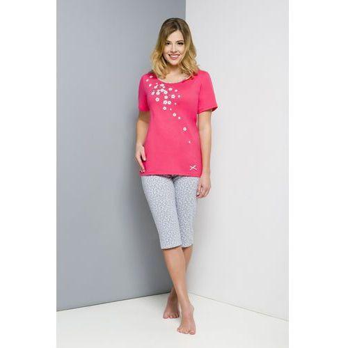 Piżama Regina 851 kr/r 2XL-3XL 2XL, szary/melange jasny. Regina, 2XL, 3XL