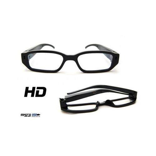 Szpiegowskie Okulary HD (zerówki), Nagrywające Obraz i Dźwięk + Aparat Foto...