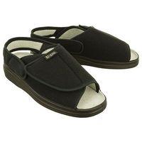 983m 004 czarny, obuwie profilaktyczne męskie marki Befado dr orto