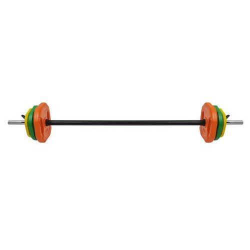 Gryf + obciążenia Pump 2-20kg (30mm)