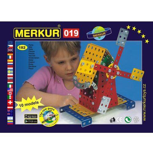 Merkur Modele RC Kit, 019 10 modeli 182 szt - BEZPŁATNY ODBIÓR: WROCŁAW!