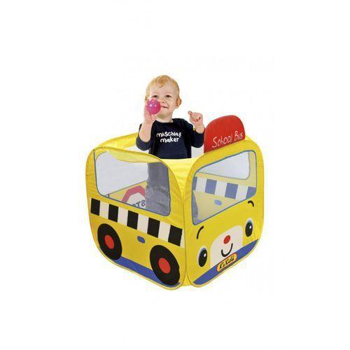 K's kids Basen ks kids szkolny autobus z piłeczkami (4892493106804)