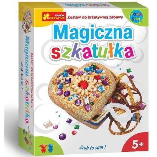 Ranok-creative Magiczna szkatułka zrób to sam