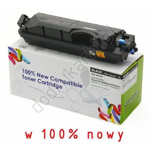 Toner czarny do Kyocera Ecosys M6030cdn M6530cdn P6130cdn - zamiennik TK-5140K [7k] - produkt z kategorii- Tonery i bębny