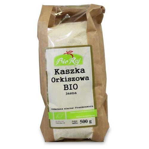 Kaszka orkiszowa - manna jasna BIO 500g