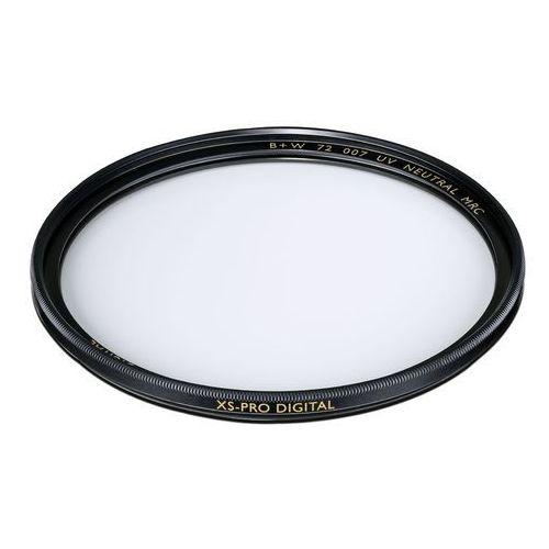 B+w B + w stopień ochrony-filter filtr, clear (52 mm, mrc nano, xs-pro, 16 x cieplnie, slim, premium) (5554442386611)