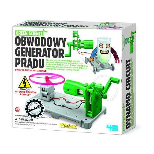 Zestaw kreatywny - zrób to sam: obwodowy generator prądu marki Russell