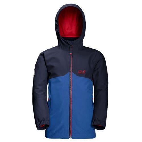 Kurtka 3w1 iceland 3in1 jacket boys marki Jack wolfskin