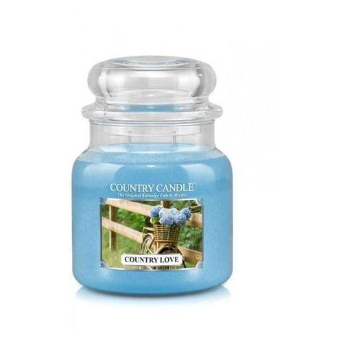 COUNTRY CANDLE ŚWIECA COUNTRY LOVE 453G, 846853054940