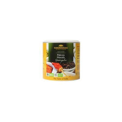 Mieszanka przypraw do warzyw w indyjskim cieście Pakora Masala ORGANICZNA 80g Cosmoveda (4032108129563)