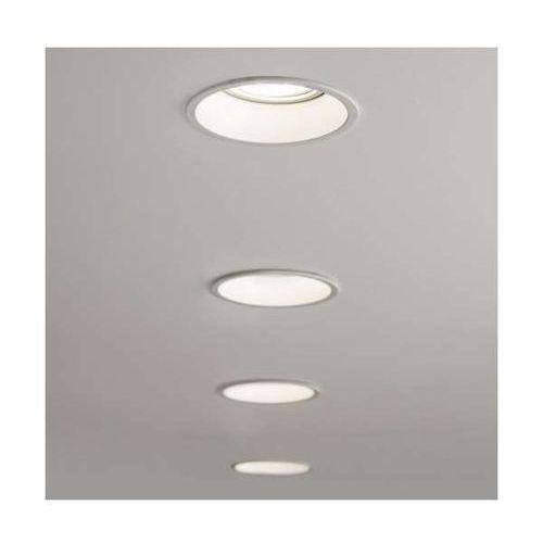 Astro Oczko lampa sufitowa minima round fixed fire rated 5741  okrągła oprawa podtynkowa wpust biały, kategoria: lampy sufitowe