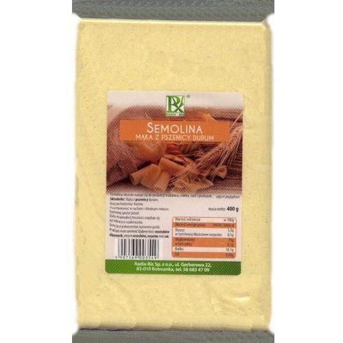 Radix bis semolina – mąka z pszenicy durum 400g od producenta Radix-bis