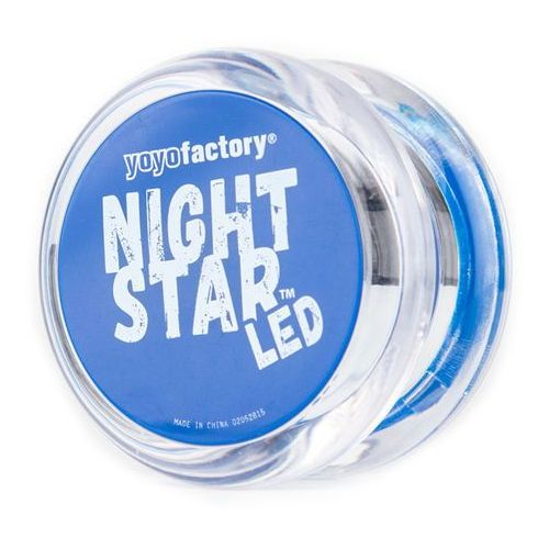 Jojo Świecące Night Star Led Białe Yo247 (4260243182109)