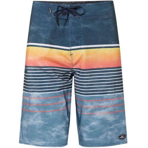 szorty kąpielowe do kolan podpalany niebieski / pomarańczowy marki O'neill