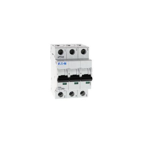 Wyłącznik nadprądowy 3P CLS6 C 16A 6kA AC 270420 Eaton Electric