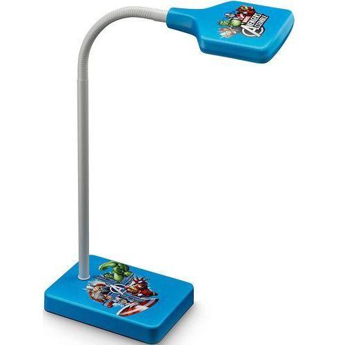 Lampka biurkowa PHILIPS 717703516 Marvel Avengers Niebieski + DARMOWY TRANSPORT! (8718696126370)