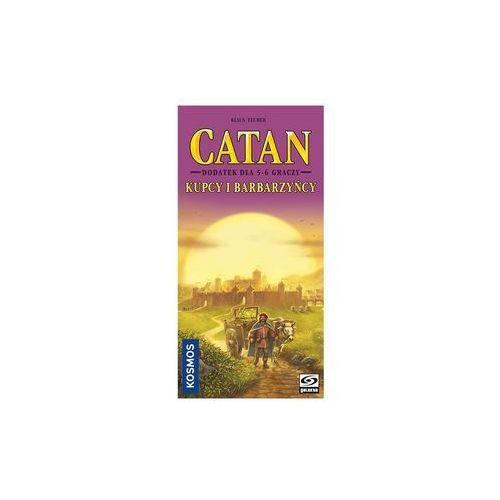 Galakta Catan kupcy i barbarzyńcy