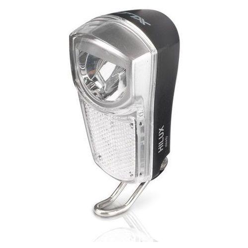 Xlc lampka led oświetlenie 35 lux czarny/przezroczysty 2018 lampki na dynamo (4055149022082)