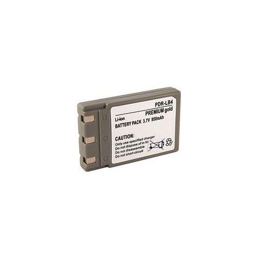 Akumulator np-500 / dr-lb4 950mah (minolta) wyprodukowany przez Premium gold