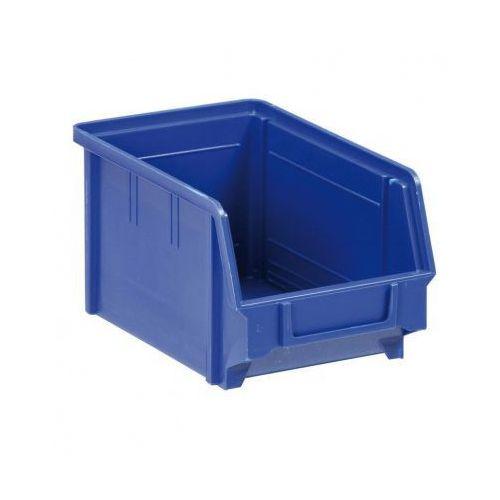Artplast Plastikowe pojemniki, 146x237x124 mm, niebieske
