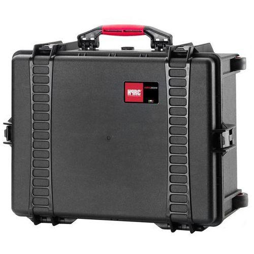 HPRC Kufer transportowy 2600EW z kółkami i uchwytem, pusty + torba GRATIS